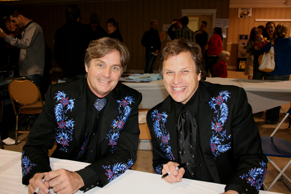 2009 - Harry Stinson & Paul Martin