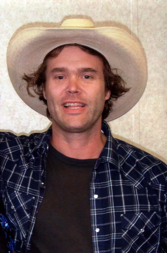2009 - Corb Lund dropped by for a visit