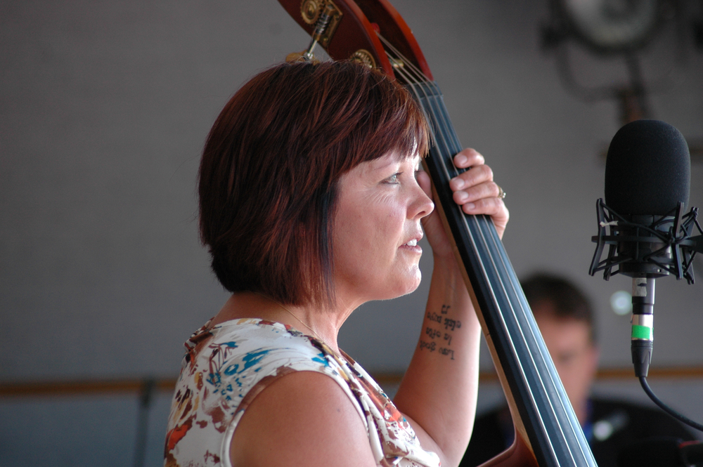 2012 - Patsy Blois - Backroads Stringband