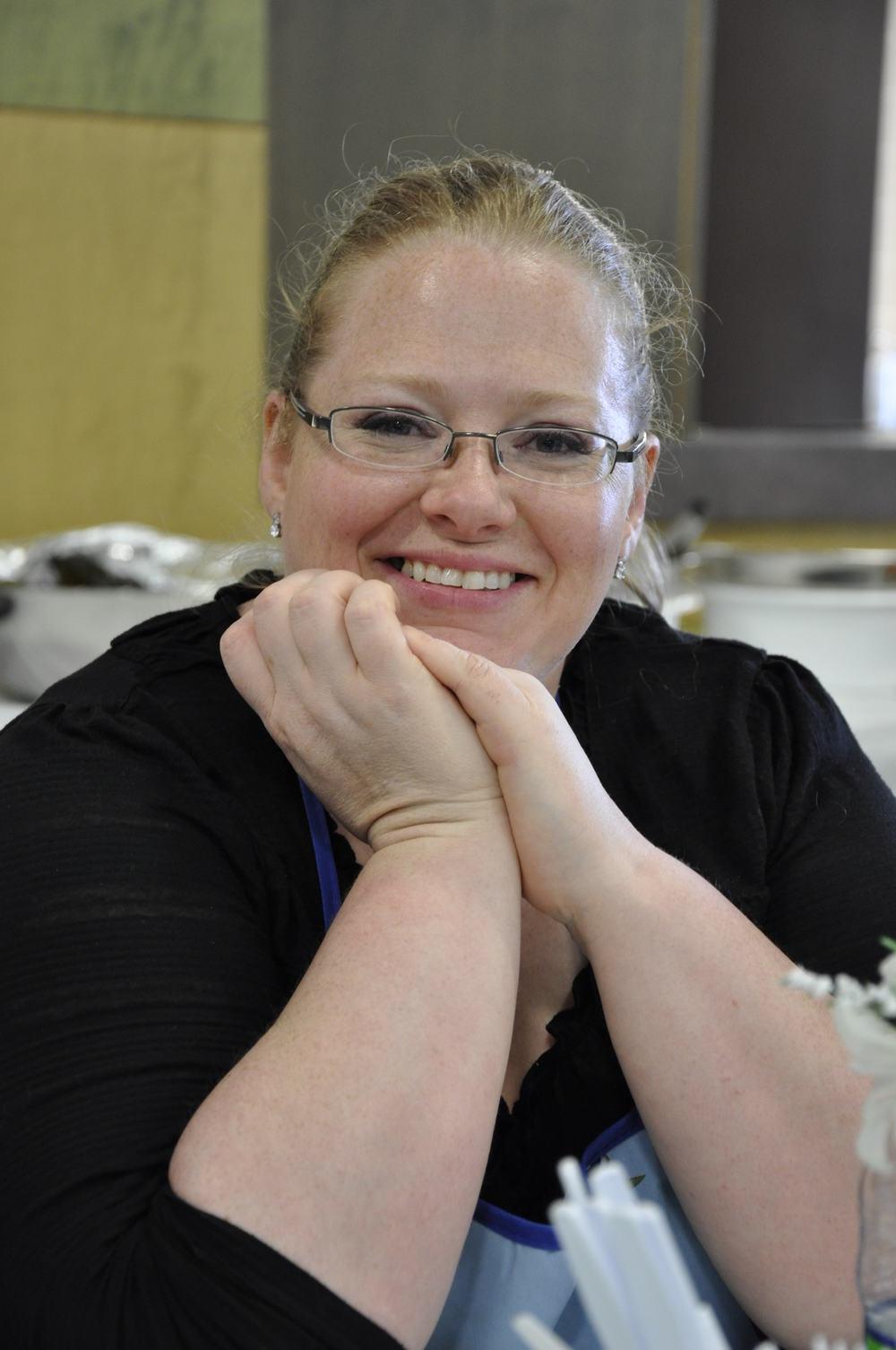 2012 - Nancy - Hospitality Volunteer