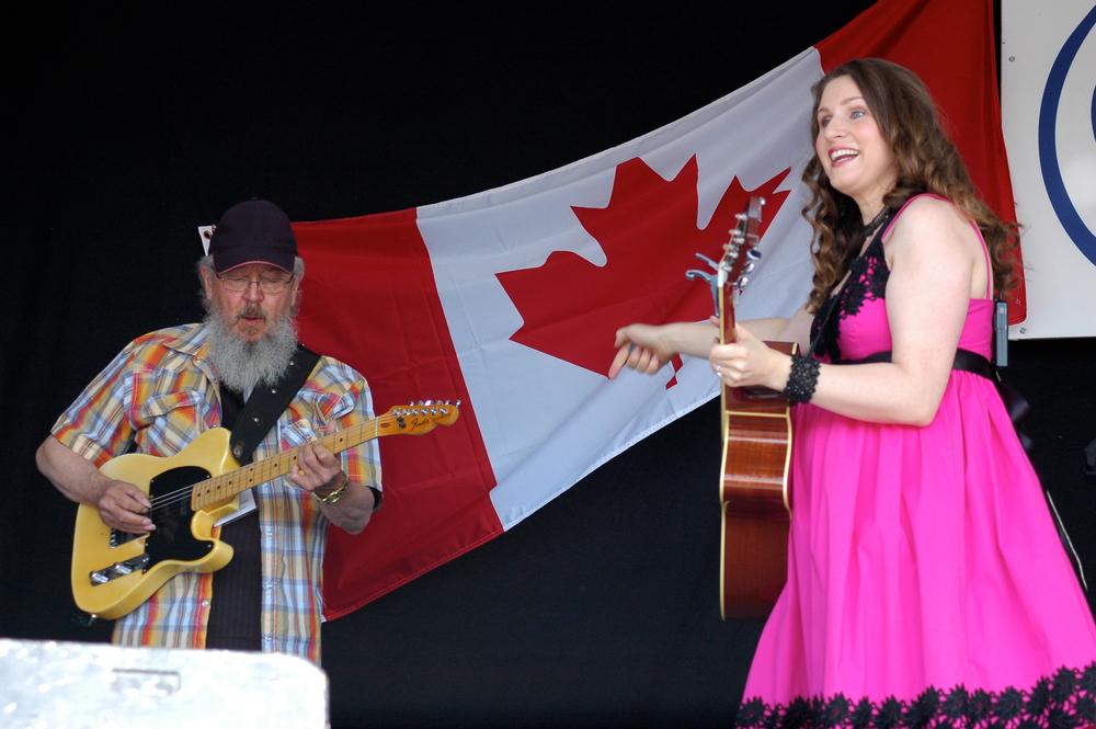 2012 - Wayne Bellrose & Colleen Rae