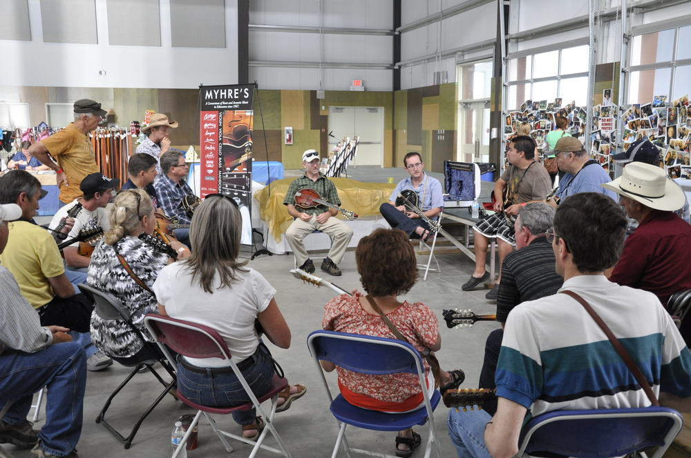 2012 - Mandolin Workshop