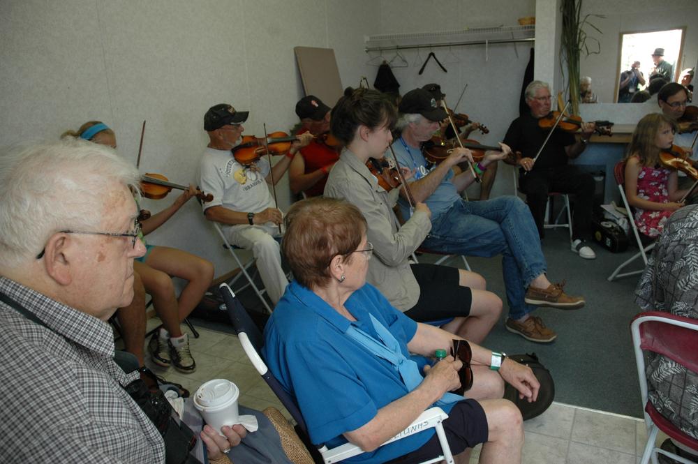 2012 - Fiddle Workshop