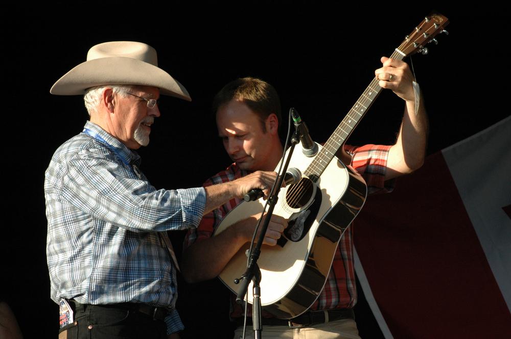 2012 - George McKnight & Byron Myhre