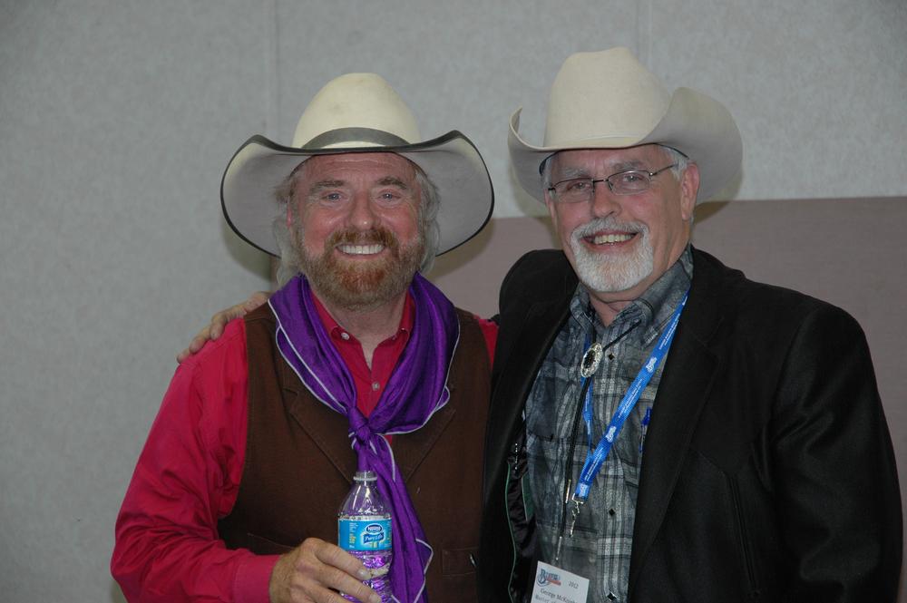 2012 - Michael Martin Murphey & George McKnight