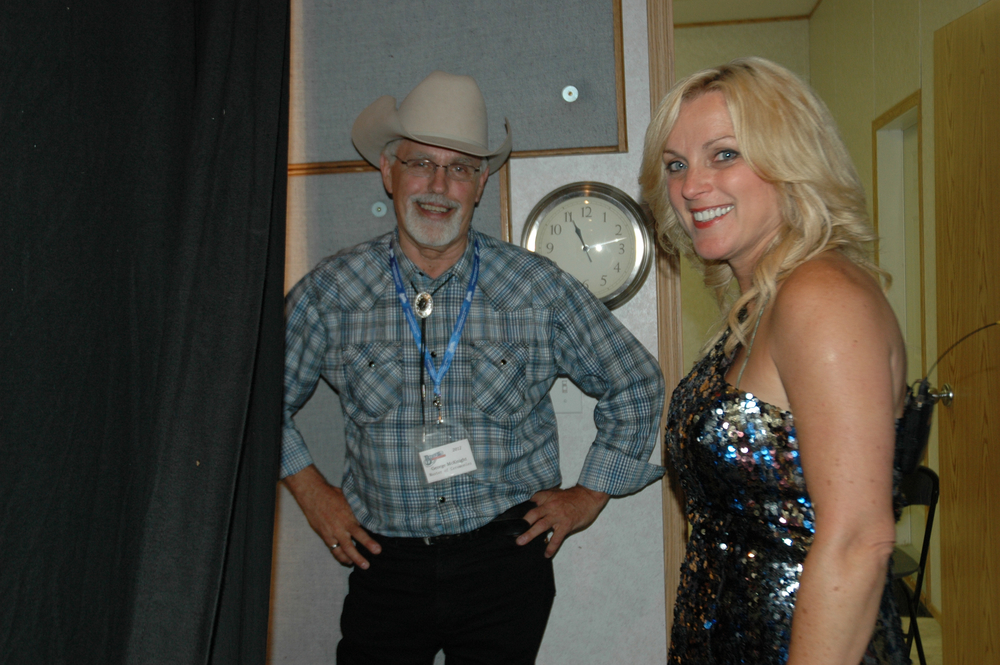 2012 - George McKnight & Rhonda Vincent