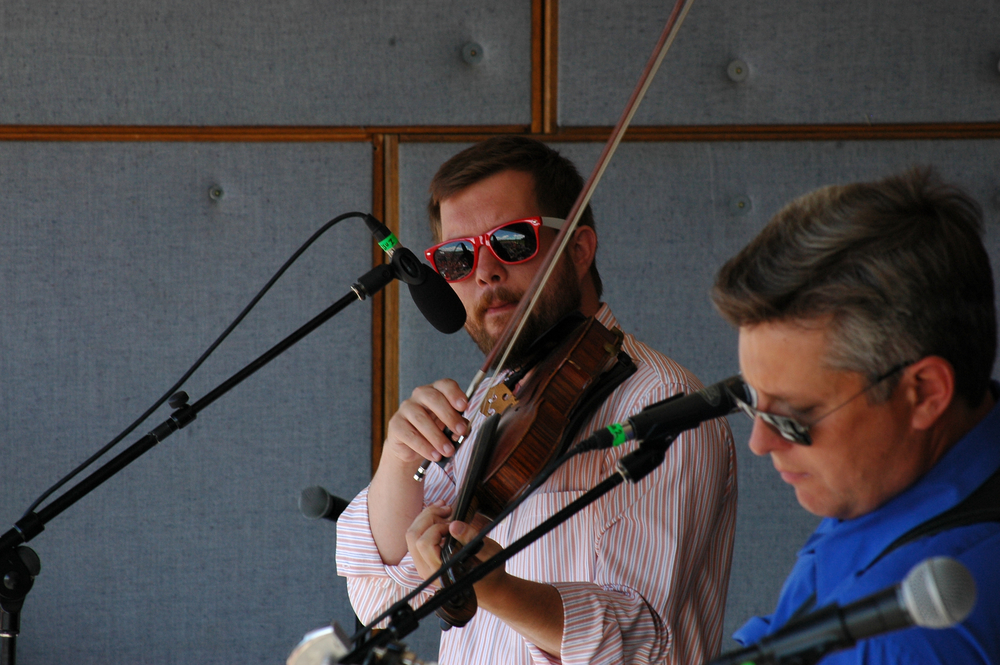 2012 - Clayton Campbell & Eric Gibson - The Gibson Brothers