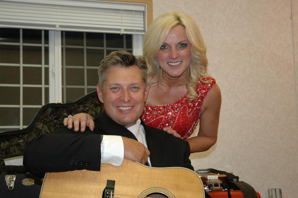 2012 - Eric Gibson & Rhonda Vincent