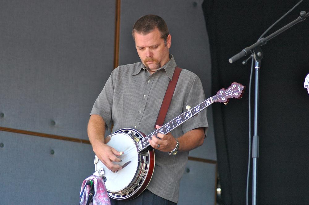 2012 - Roger Starnes - Mark Phillips & IIIrd Generation Bluegrass Band