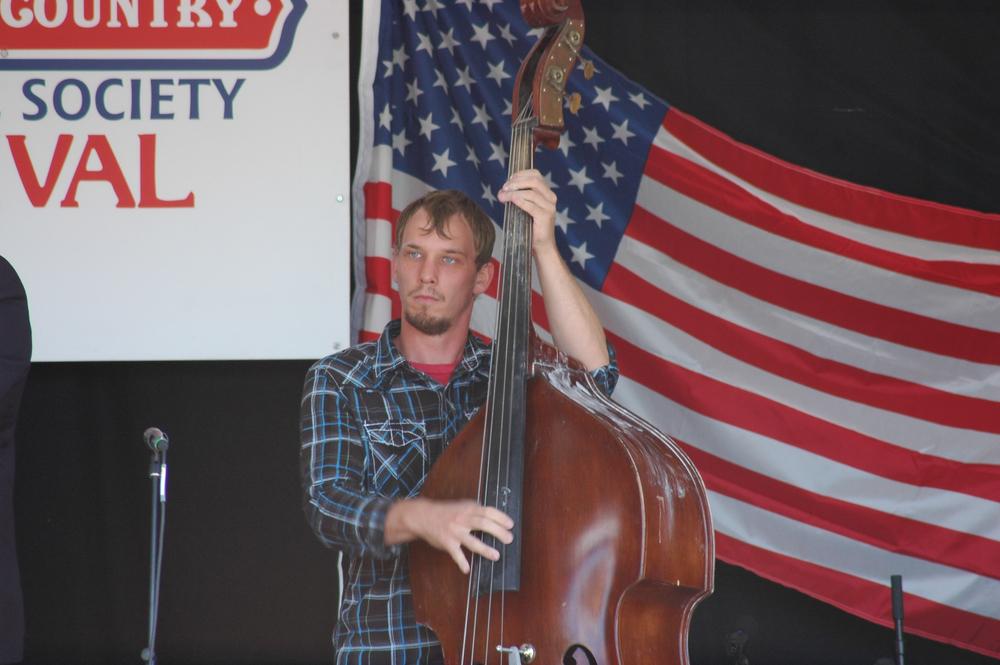 2012 - Kendall Murphy - Mark Phillips & IIIrd Generation Bluegrass Band