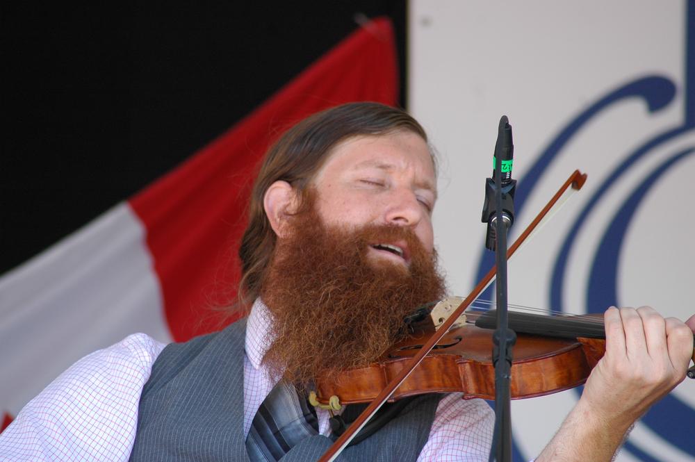 2012 - Daniel Foulks - Mark Phillips & IIIrd Generation Bluegrass Band
