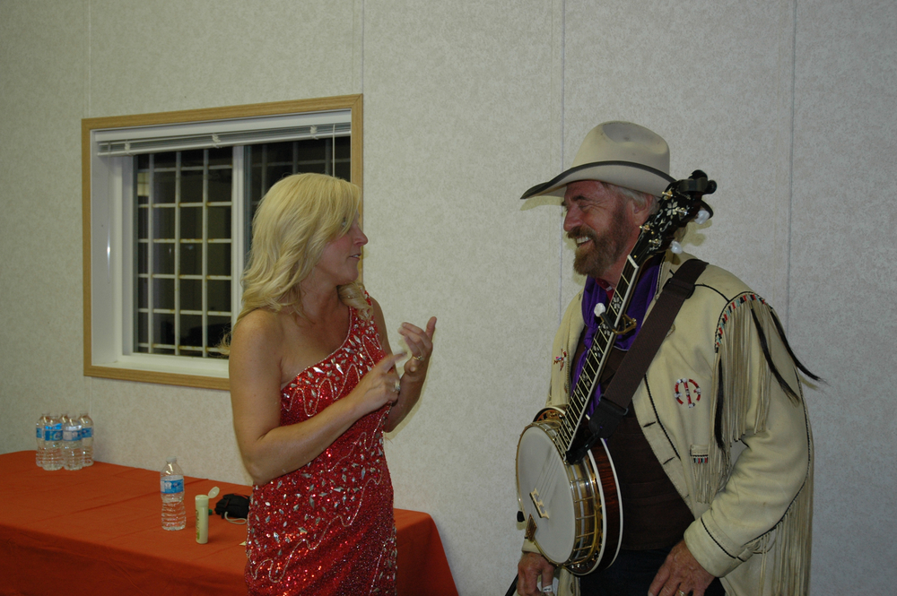 2012 - Rhonda Vincent & Michael Martin Murphey