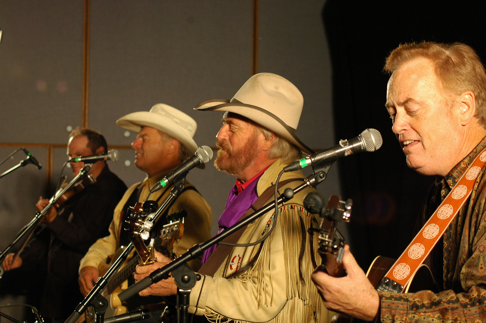 2012 - Michael Martin Murphey and the Rio Grande Band