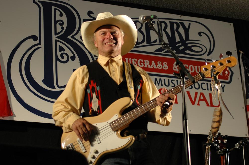 2012 - Gary Roller of Michael Martin Murphey's Rio Grande Band