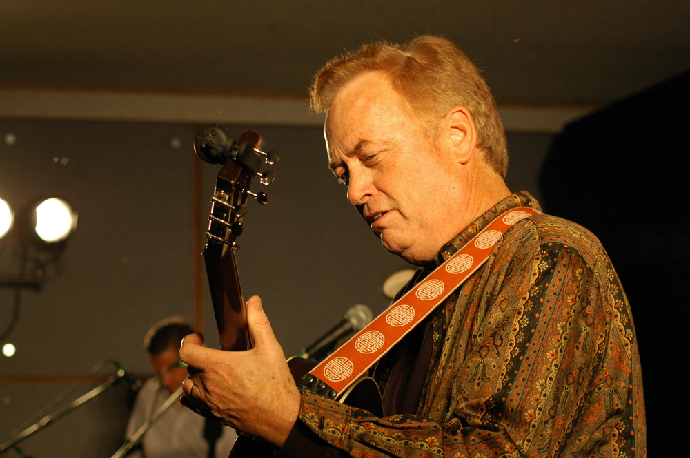 2012 - Pat Fynn of Michael Martin Murphey's Rio Grande Band
