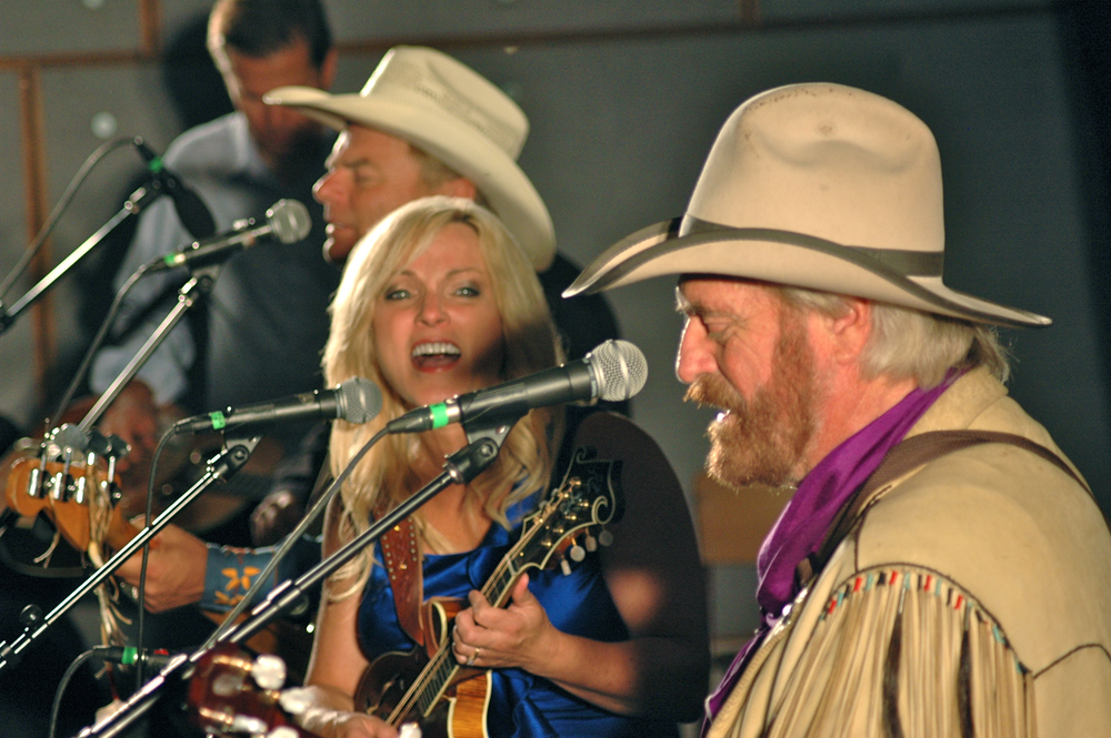 2012 - Michael Martin Murphey with special guest Rhonda Vincent