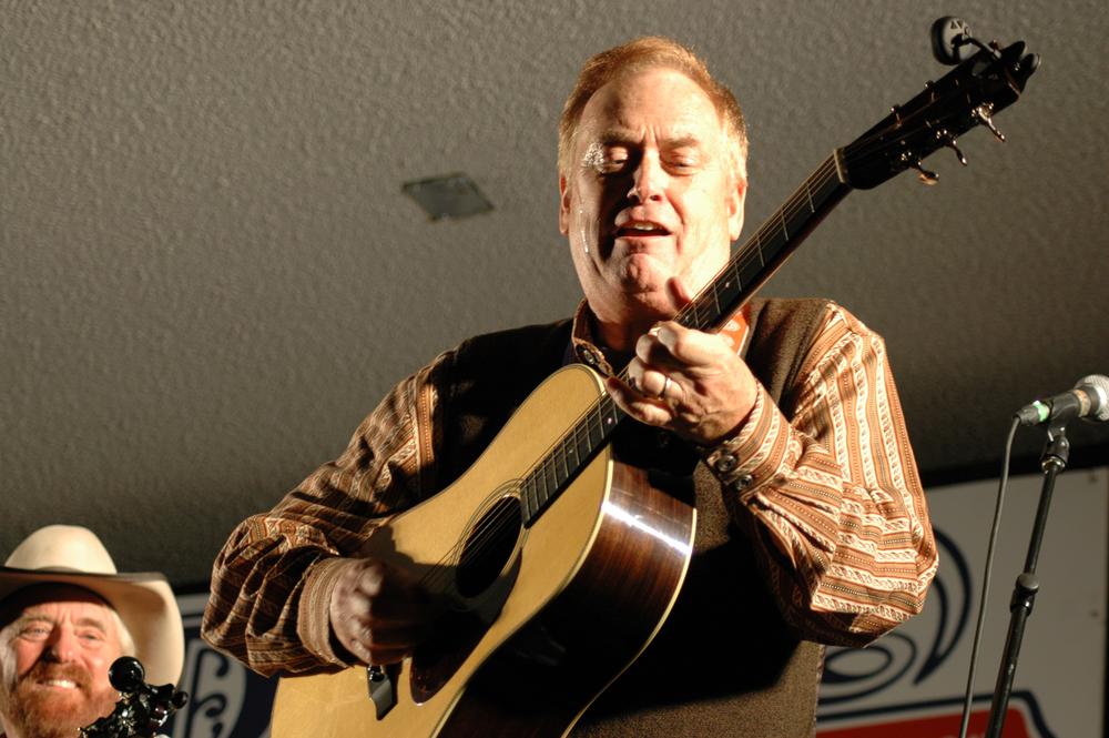 2012 - Pat Flynn of Michael Martin Murphey's Rio Grande Band