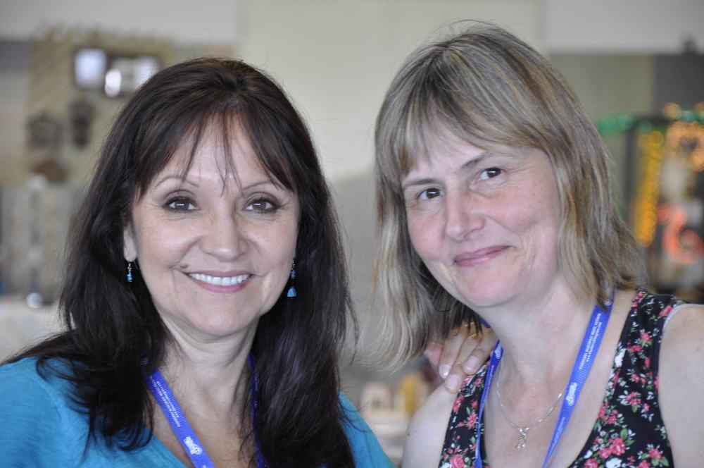 2012 - Jeannette Sinclair & Sheila Hallett of Prairie Sky