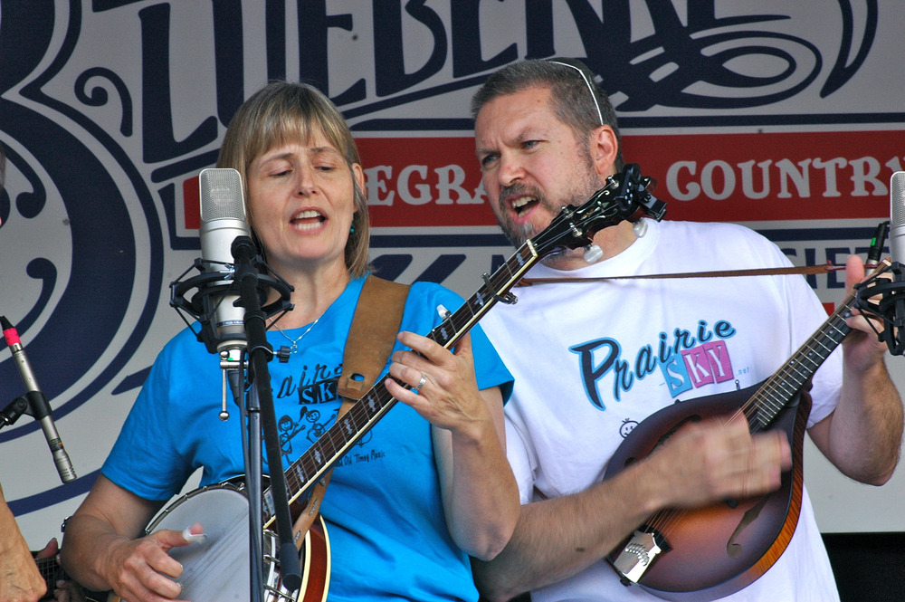 2012 - Sheila Hallett & Alex Boudreau of Prairie Sky