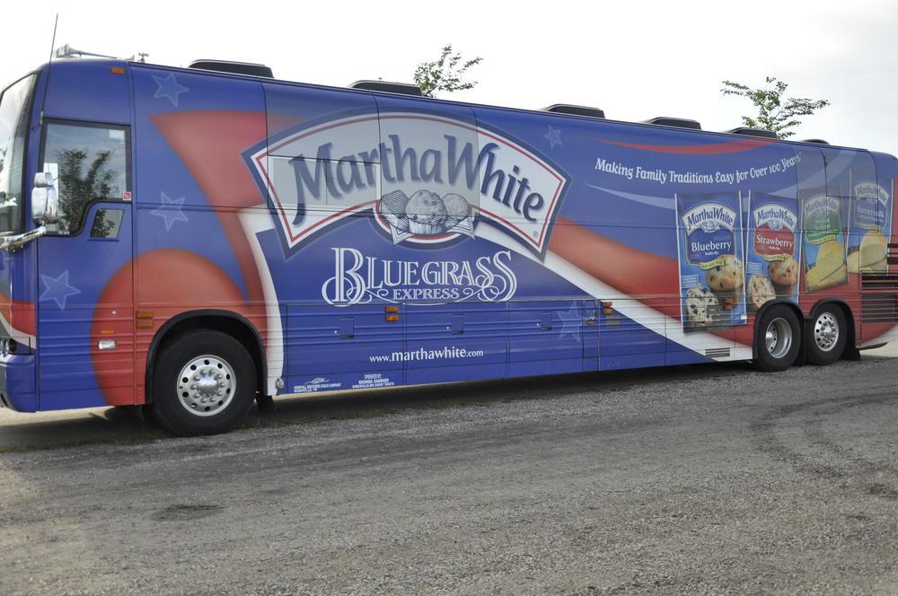 2012 - Rhonda Vincent's Bus