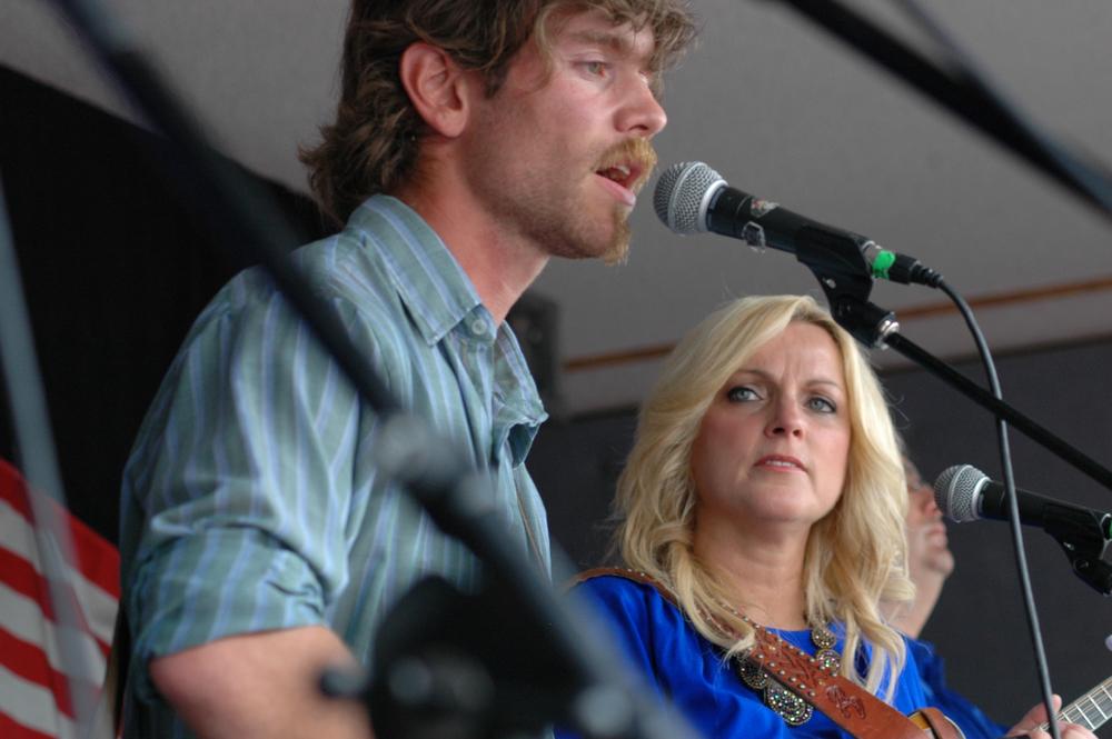 2012 - Rhonda Vincent & Will Balantyne