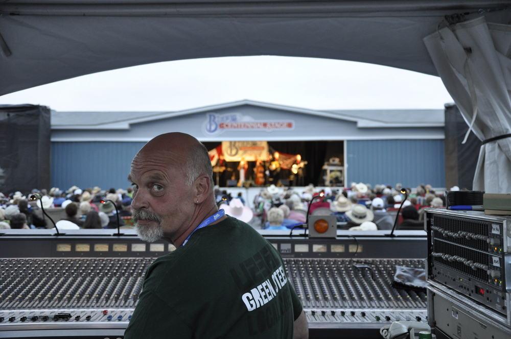 2012 - Bob Opdenvelde - Soundman Extrordinaire