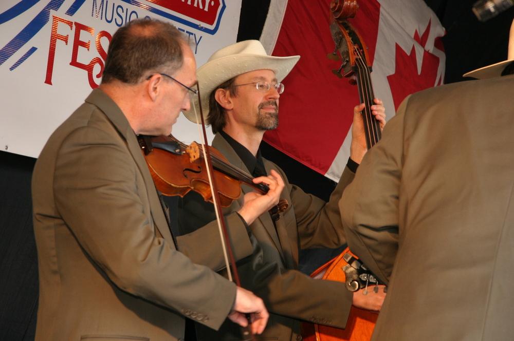 2008 - Paul Elliott & Dave Klassen - Four Chords of Wood
