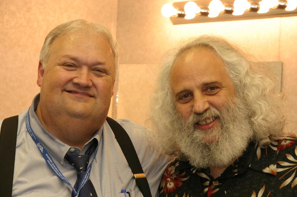 2008 - Cedar Hill's Frank Ray with David Grisman