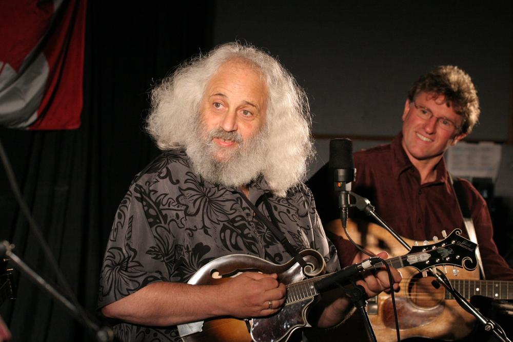 2008 - David Grisman & Jim Nunally