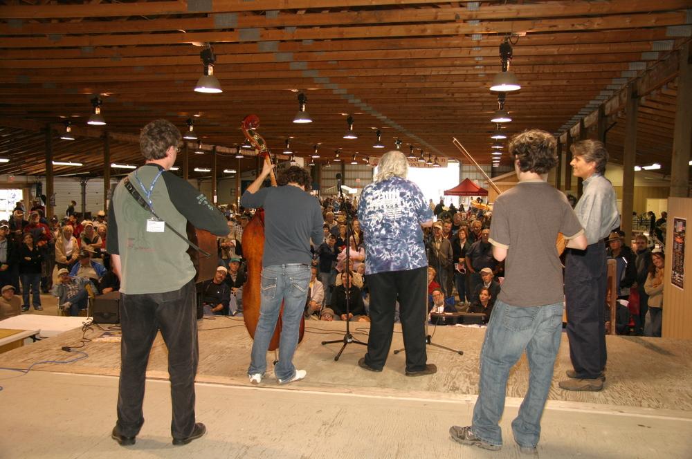 2008 - David Grisman Bluegrass Experience