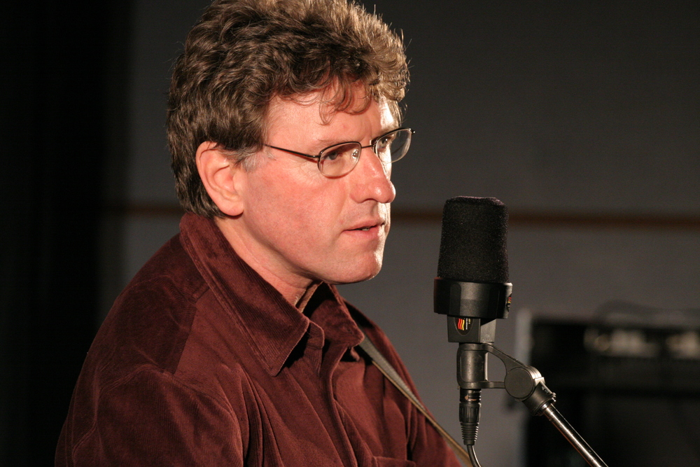 2008 - Jim Nunally of David Grisman Bluegrass Experience