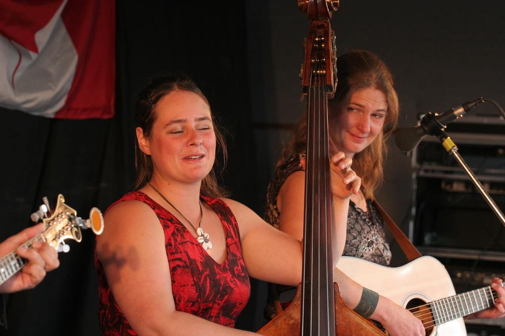 2008 - Nadine Landry & Jenny Lester - Hungry Hill