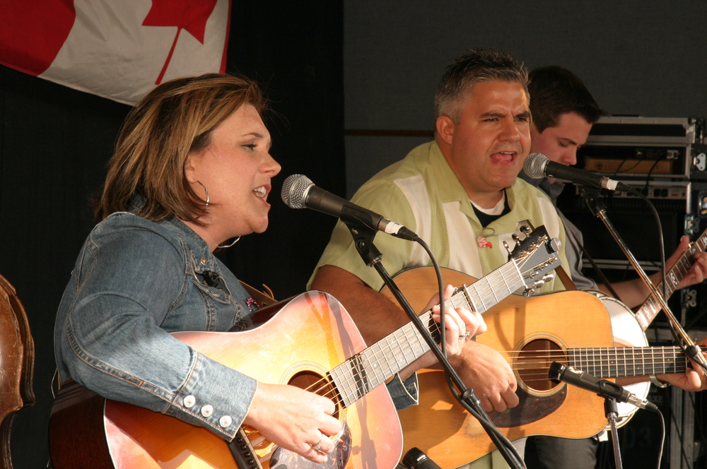 2008 - Kenny & Amanda Smith