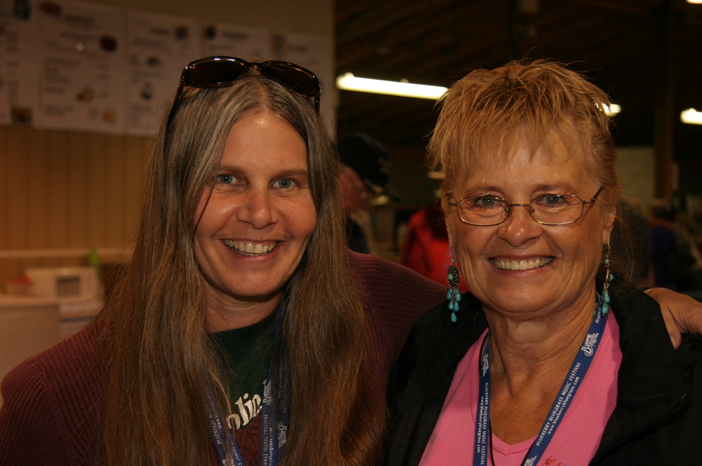 2008 - Tracy Grisman & Janette Massey