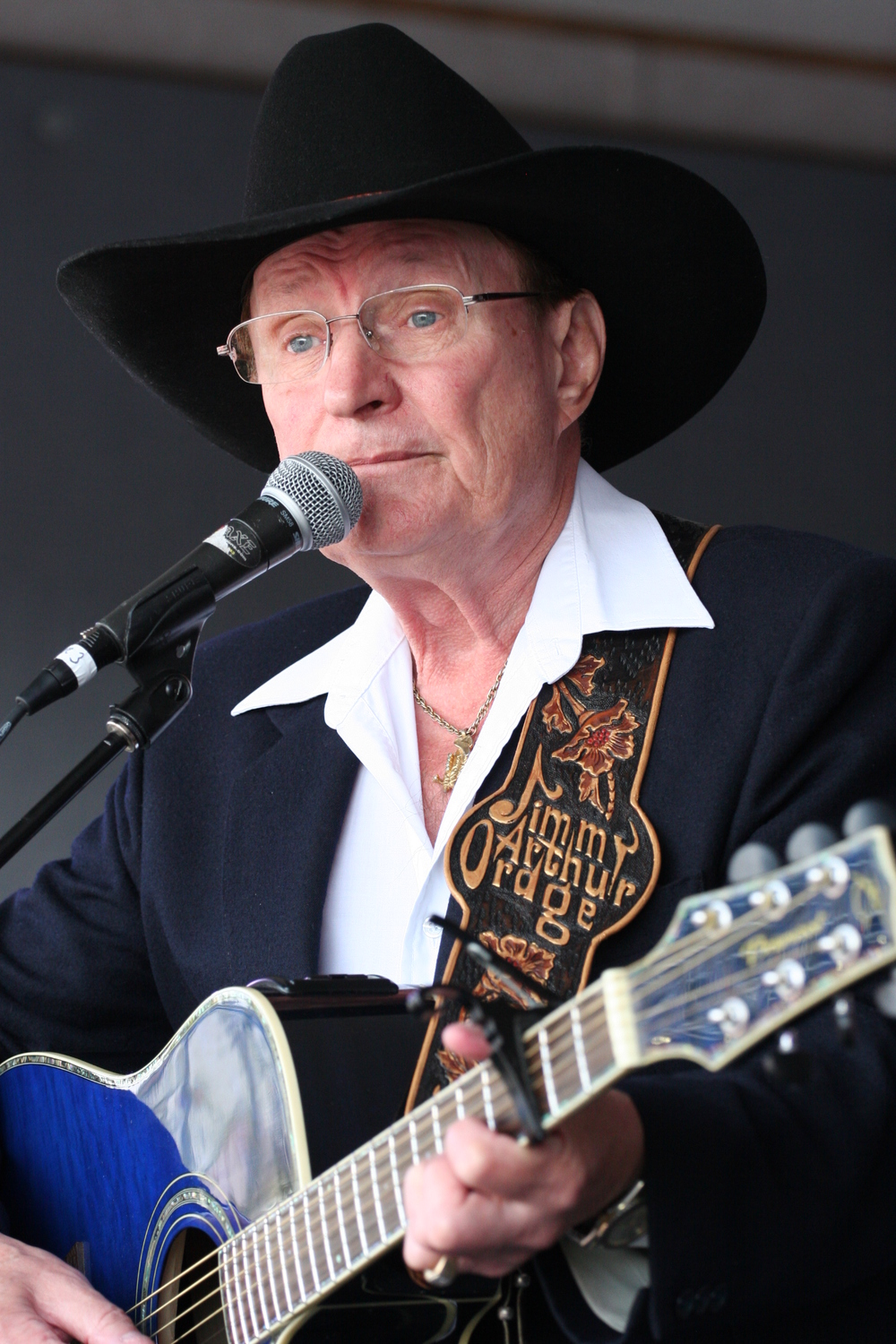 2011 - Jimmy Arthur Ordge - Canadian Country Music Legends