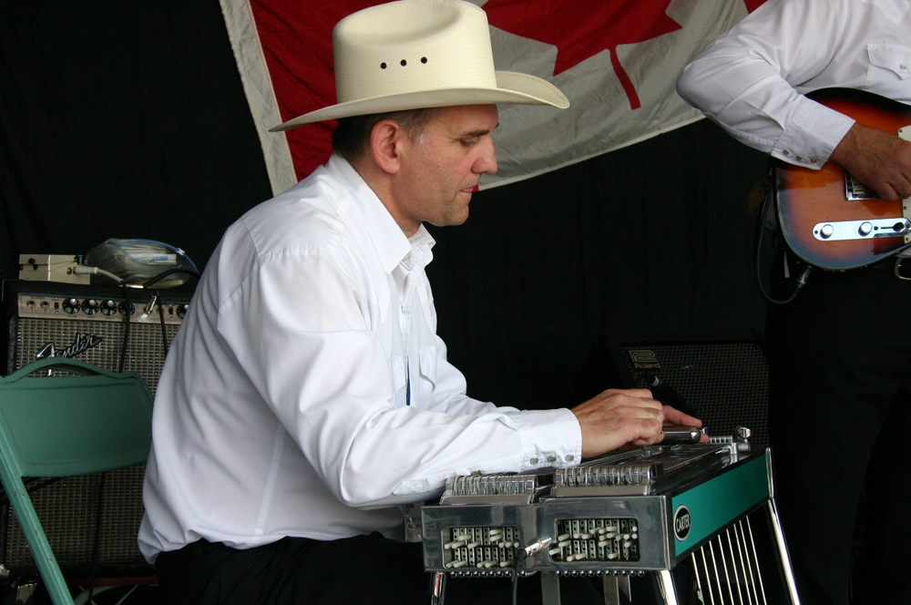 2011 - Gary Okrainec - Canadian Country Music Legends