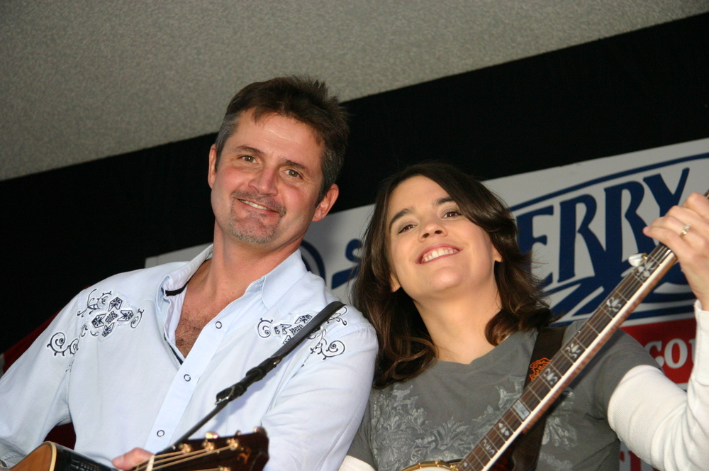 2011 - Terry Eldredge & Krisitn Scott Benson - The Grascals