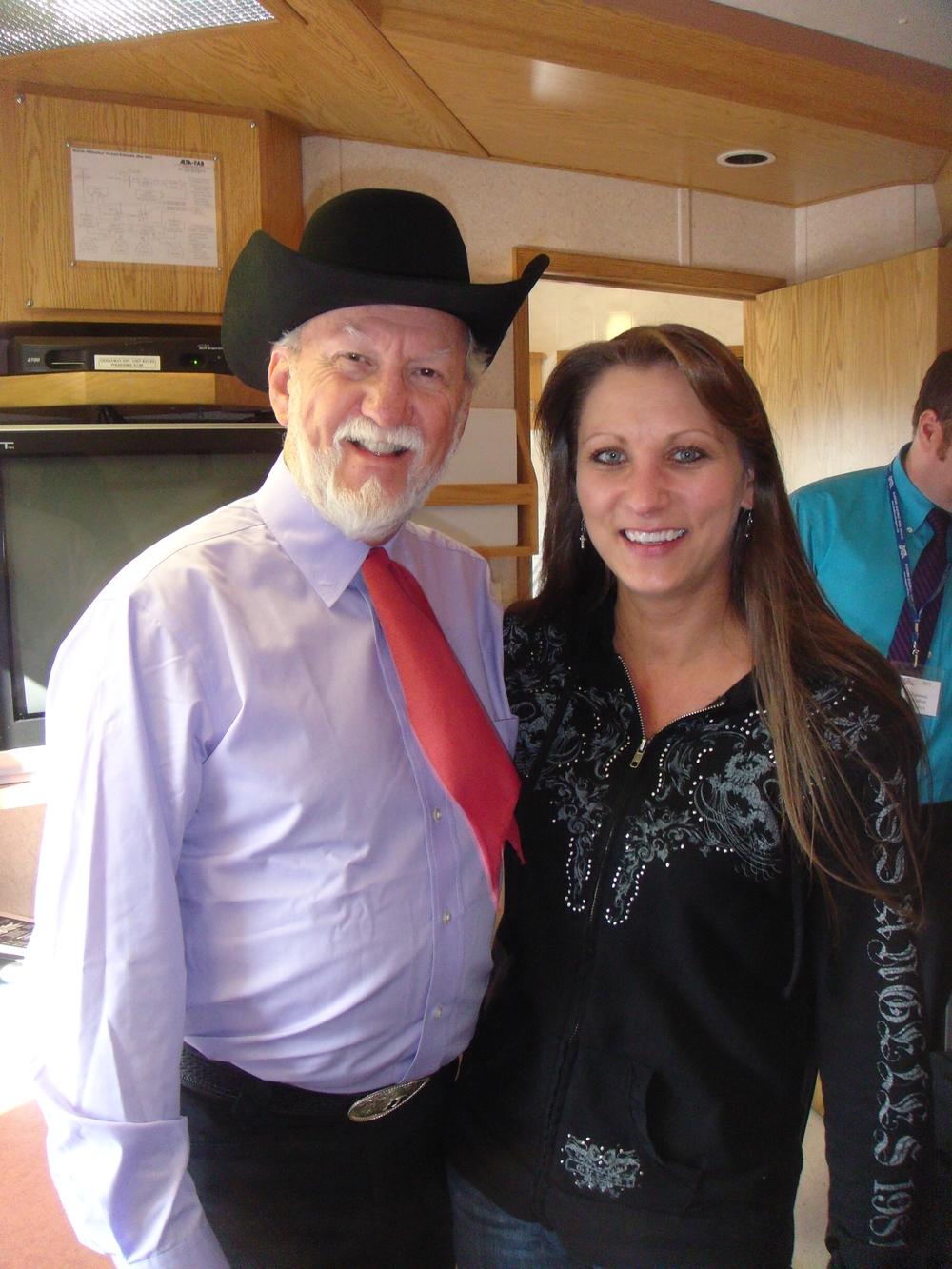 2011 - Doyle Lawson & Cindy Lennon