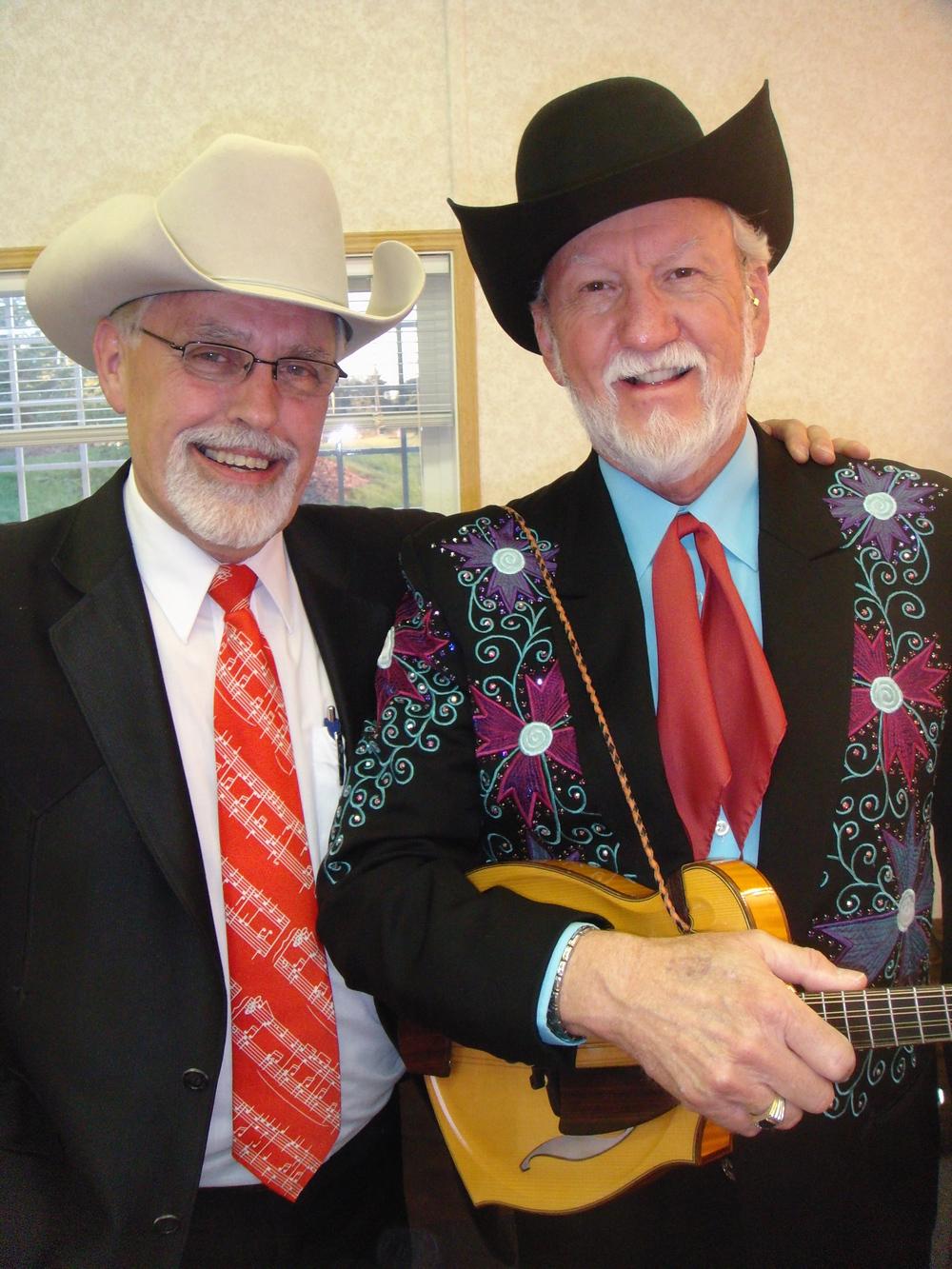 2011 - George McKnight & Doyle Lawson