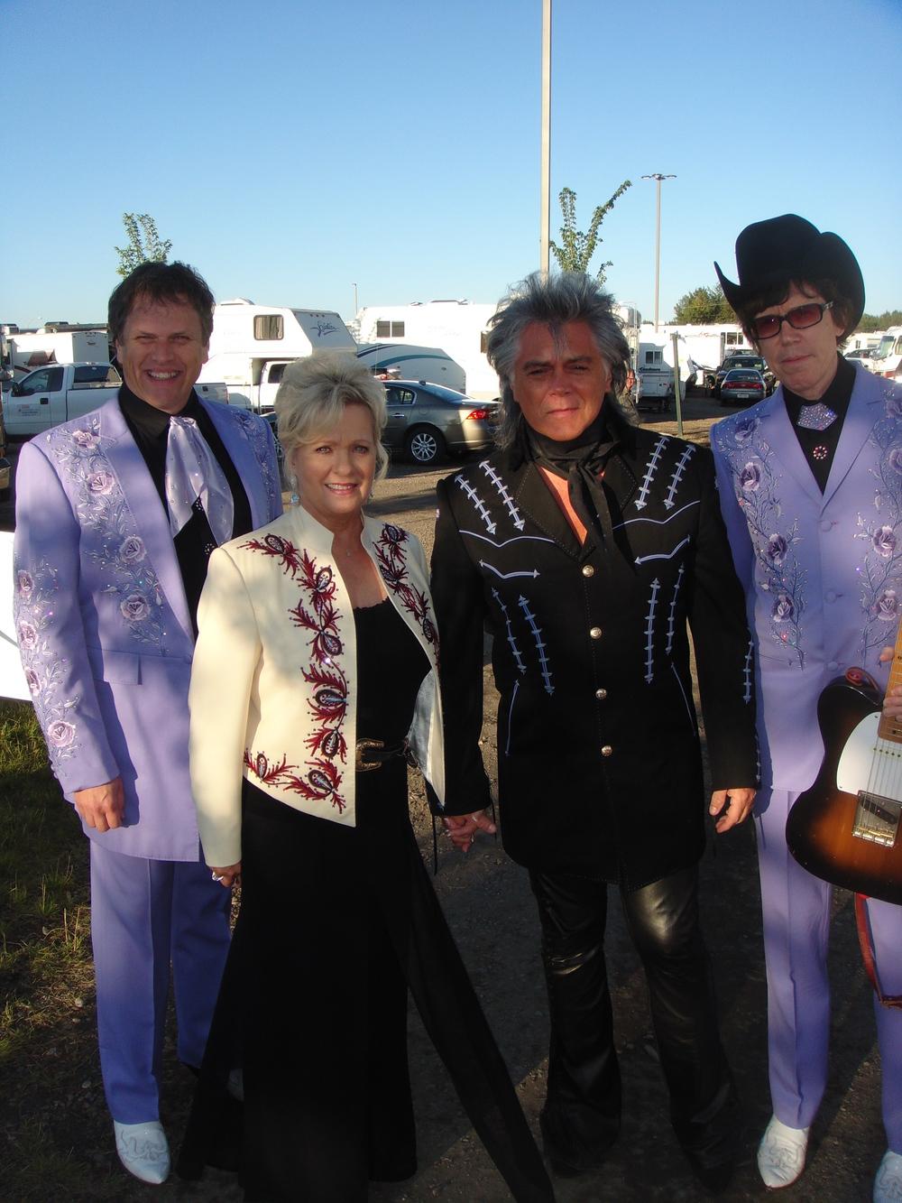 2011 - Paul Martin, Connie Smith, Marty Stuart & Kenny Vaughn