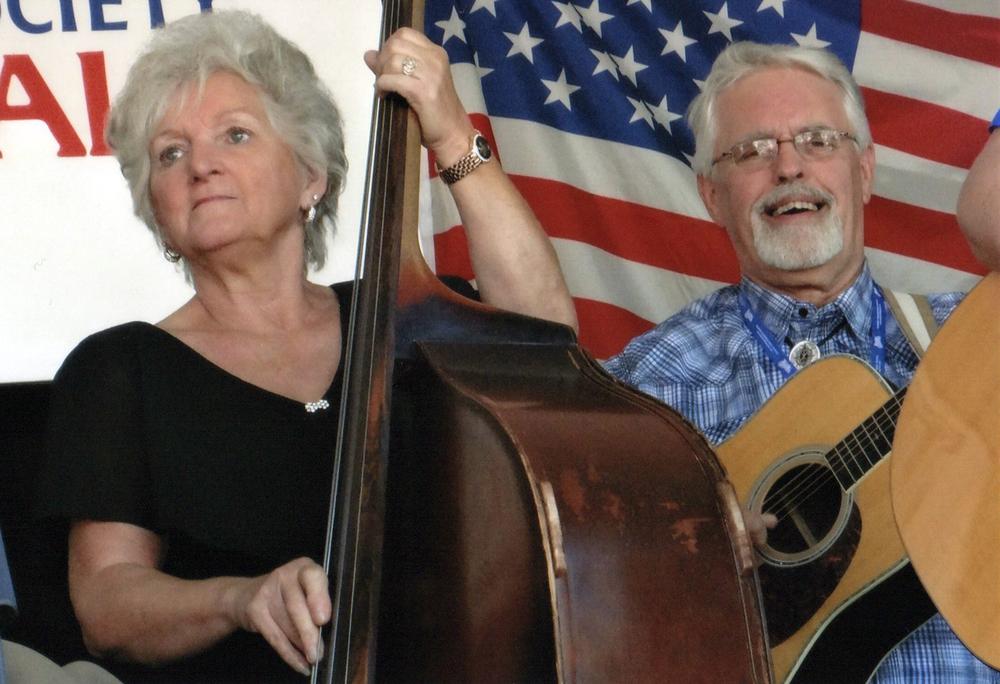 2012 - Carolyn Vincent & George McKnight