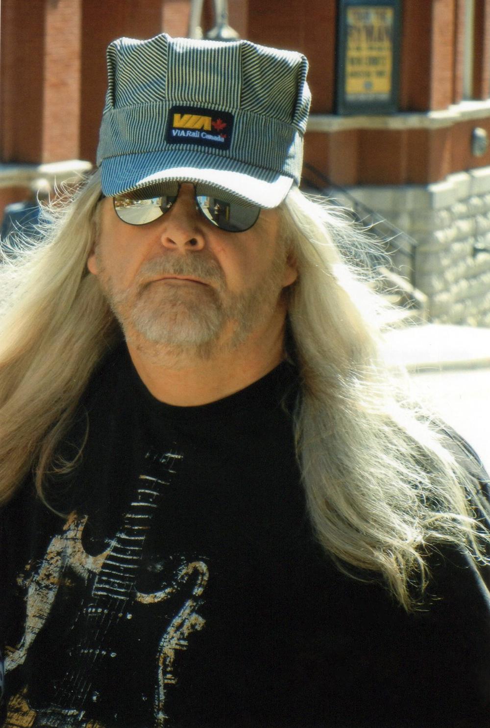 2012 - Blueberry President Norm Sliter