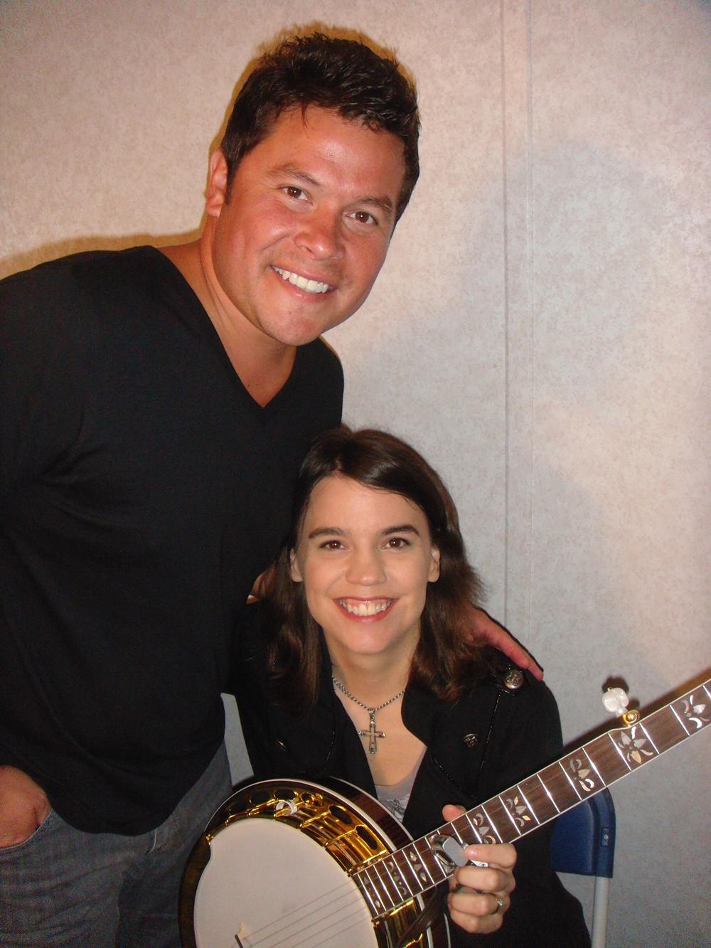2011 - Jamie Johnson & Kristin Scott Benson
