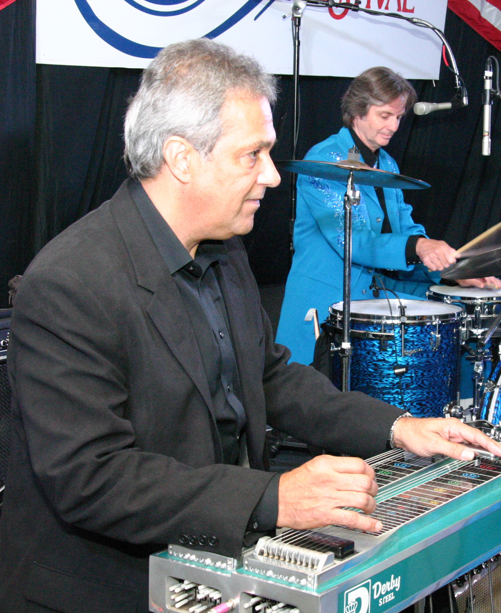 2011 - Gary Carter & Harry Stinson