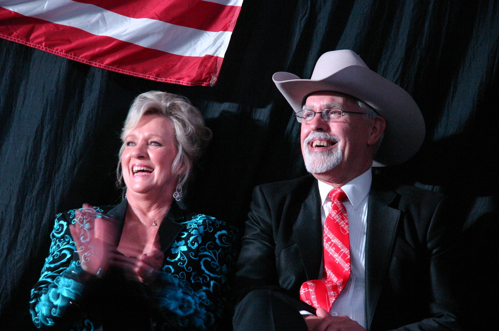 2011 - Connie Smith & George McKnight