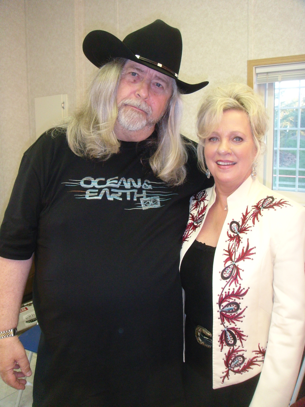 2011 - Blueberry President Norm Sliter & Connie Smith