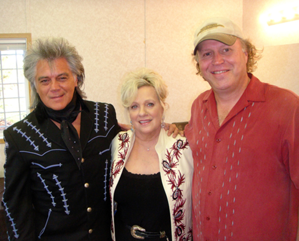 2011 - Marty Stuart, Connie Smith & Peter North