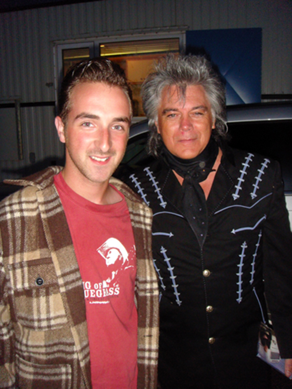 2011 - Matt Hotte & Marty Stuart