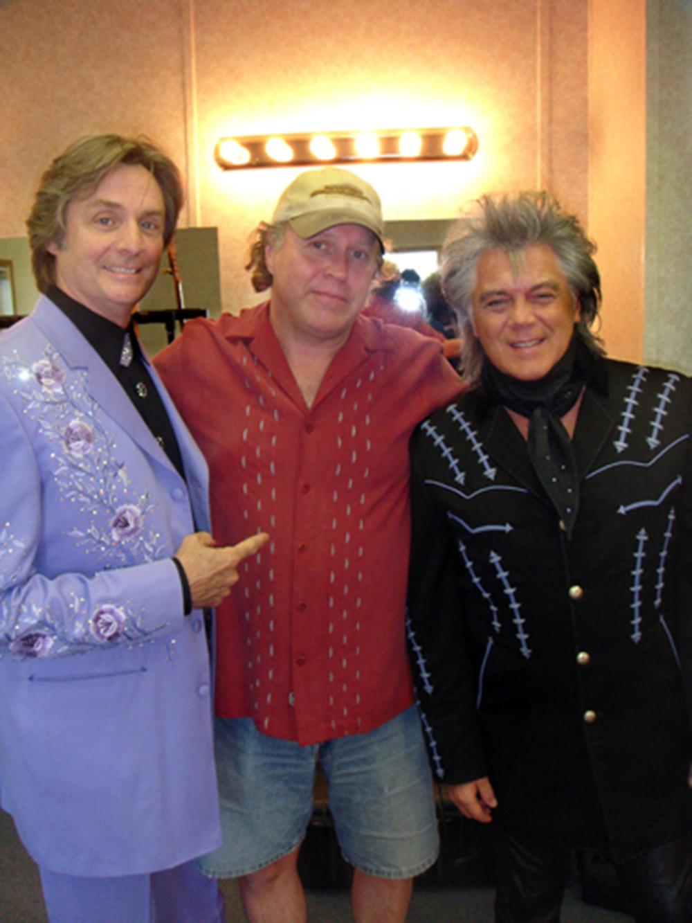 2011 - Harry Stinson, Peter North & Marty Stuart