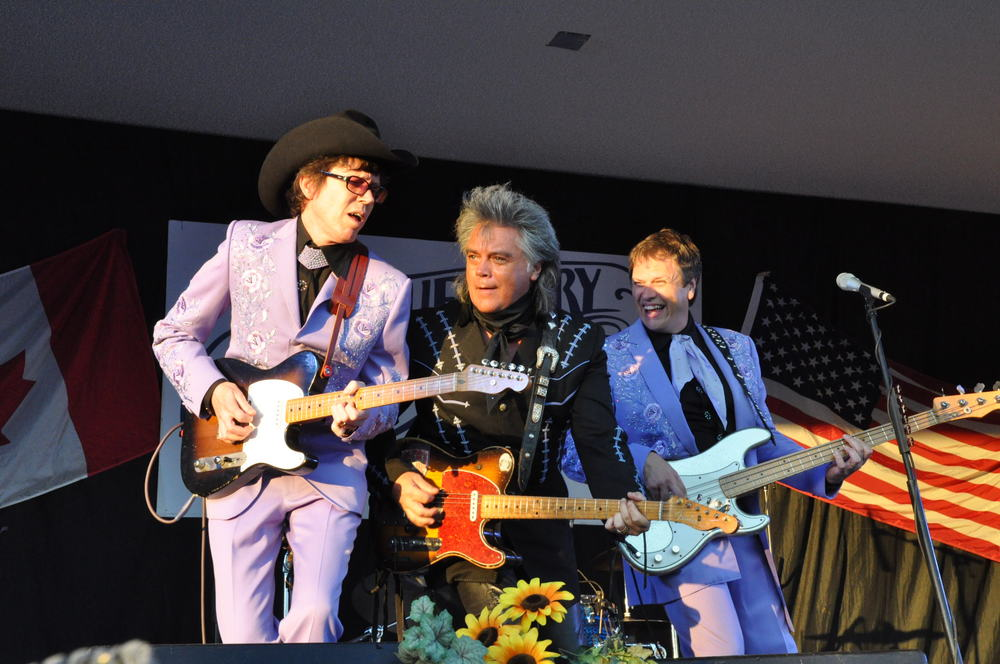 2011 - Kenny Vaughn, Marty Stuart & Paul Martin